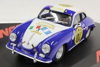 Ninco 50616 Porsche 356 Pan Americana 1/32 Slot Car In Display Case