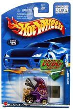 2002 Hot Wheels #125 Hyper Mite E0910 white HW Logo