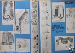 DESSIN-HUMORISTIQUE-1958-SEMPE-LA-RENTRE-C-039-EST-TRES-AMUSANT-AVEC-SEMPE