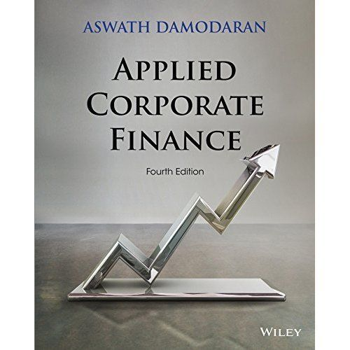 1 of 1 - Applied Corporate Finance by Aswath Damodaran (Paperback, 2015)
