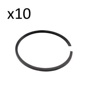 10SETS PISTON RING 47x1.2mm FOR STIHL MS361 WACKER HUSQVARNA PARTNER HOMELITE