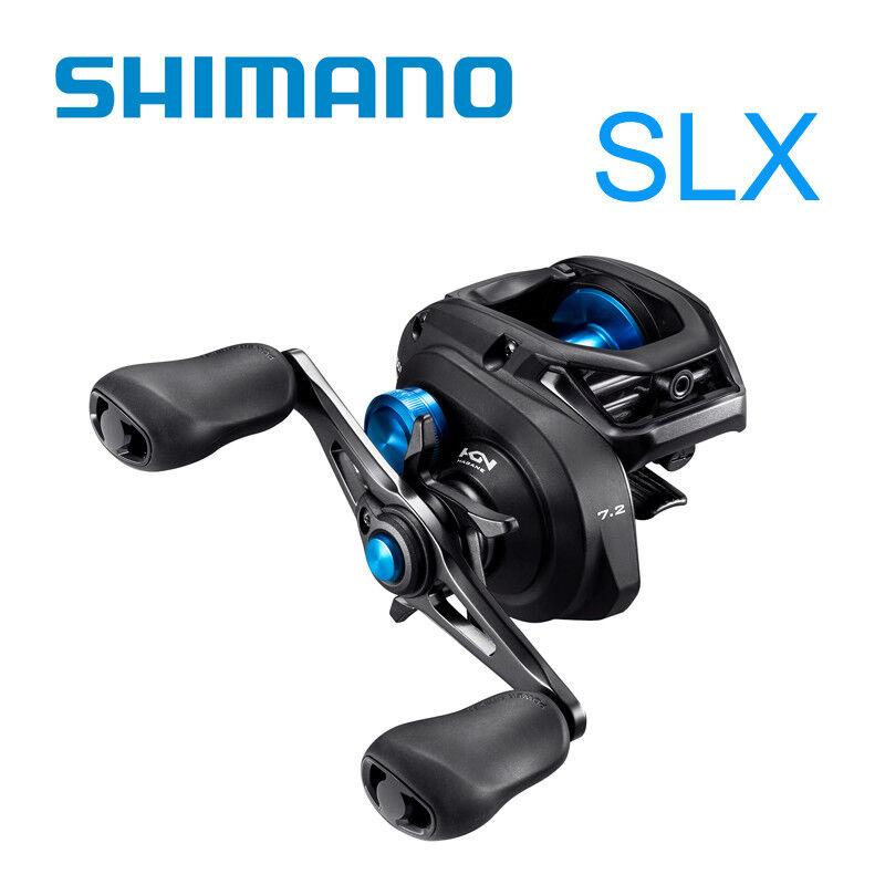 2018 NEW SHIMANO SLX  150 150hg 150xg 151 151hg 151xg Low profile baitcast reel  trendy