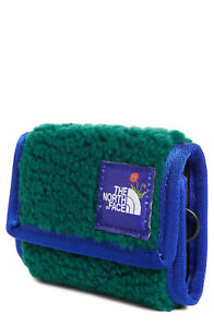 The-North-Face-x-Nordstrom-Olivia-Kim-OK-Base-Camp-Wallet-Green-Blue-Fleece