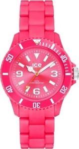 Sd.pk.u.p.12-inp QualitäT Und QuantitäT Gesichert Armbanduhren Ice Uhr Unisex Harz Armband Uhr