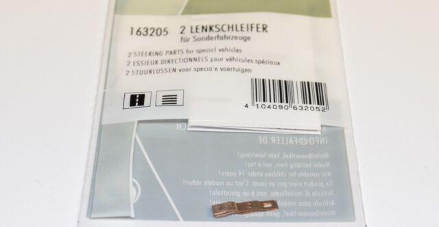 Faller H0 163205-2 Lenkschleifer für Sonderfahrzeuge   Neuware