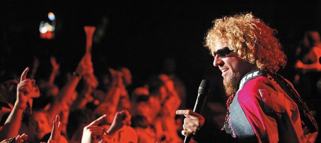 Sammy Hagar and The Circle featuring Michael Anthony, Jason Bonham and Vic Johnson
