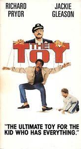 Details about The Toy (VHS) Richard Pryor, Jackie Gleason, Scott Schwartz,  Ned Beatty