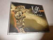 Cd   Korn  – Freak On A Leash