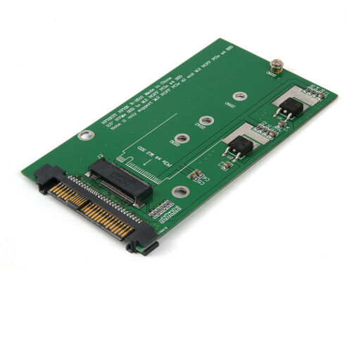 U.2//SFF-8639 NVMe PCI-E SSD to M.2 NGFF M Key SSD Converter Adapter Card new