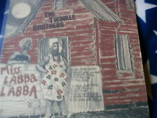 THE TWINKLE BROTHERS - MISS LABBA LABBA - RARE ROOTS REGGAE LP
