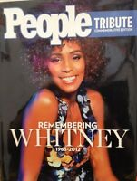 Remembering Whitney Houston, 1963-2012 By People Pub. Hardcover Book
