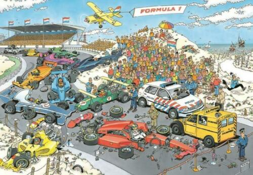 Formula One The Start