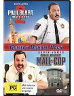 Paul Blart - Mall Cop / Paul Blart - Mall Cop 2 (DVD, 2015, 2-Disc Set)
