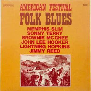 Various-American-Festival-Folk-Blues-LP-Comp-Vinyl-Schallplatte-163801