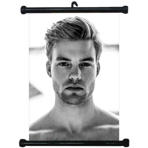 sp217033 Hairstyles Wall Scroll Poster For Barber Shop Salon Haircut Display