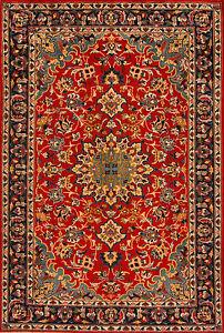 Tapis-Oriental-Authentique-Tisse-A-La-Main-Persan-N-4155-308-x-206-cm