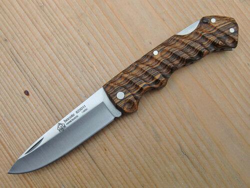 PUMA IP  - Taschenmesser Stahl AN.58 -  Bocoteholz - Klappmesser - Messer  - 269011 d07e53