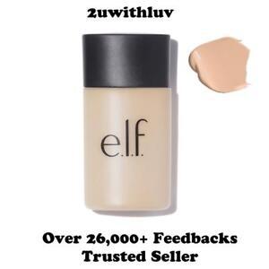 elf acne fighting foundation porcelain