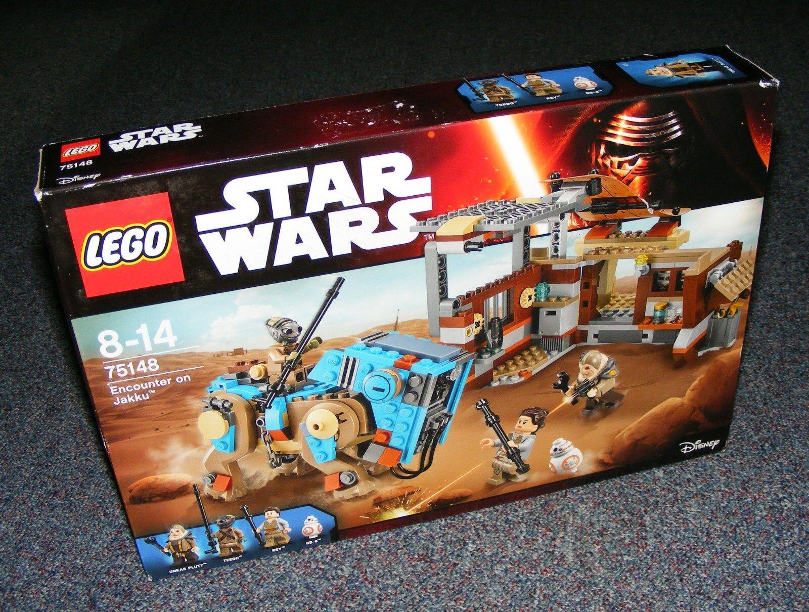 STAR WARS LEGO 75148 ENCOUNTER ON JAKKU B-STOCK BRAND NEW SEALED BNIB