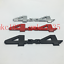 SILVER 4X4 EMBLEM//BADGE FOR TOYOTA TUNDRA REAR TAILGATE TAIL GATE DOOR 4WD A