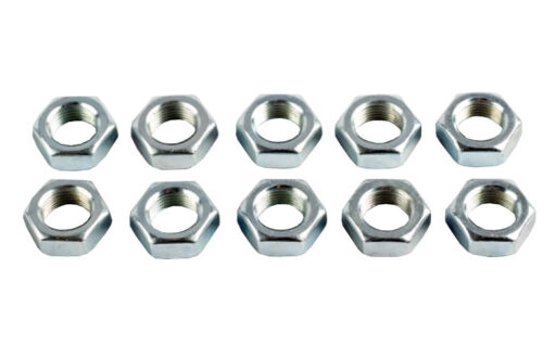 Halbmuttern M12 X 1.75mm Rechts Gewinde Ideal für Rosen Verbindungen