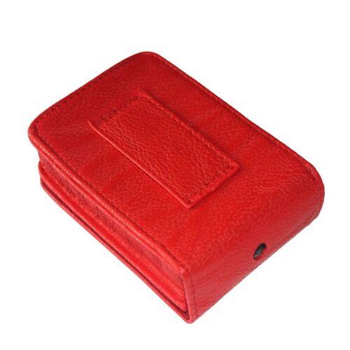 A2R Red Camera Case Bag For Sony Cybershot DSC W800 W810 W830 WX200 WX60 WX80