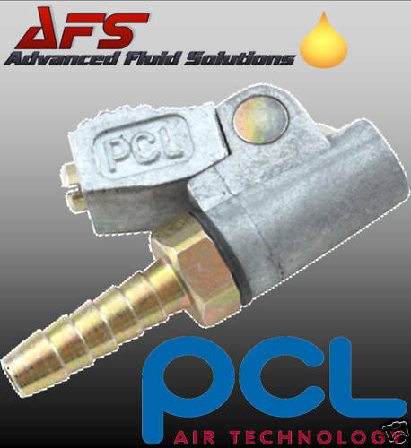 PCL SINGLE CLIP-ON TYRE VALVE CONNECTOR CO2H03 AIR LINE