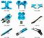 Actualizacion-de-Metal-de-Aluminio-Hagalo-usted-mismo-piezas-apto-para-1-10-Tamiya-CC01-4WD-Radio miniatura 4