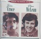 Back to Back 0724381867723 by Jim Croce CD