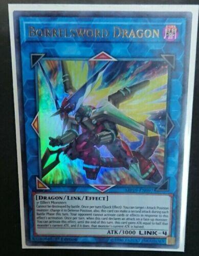 MP19-EN097 Borrelsword Dragon Ultra Rare NM