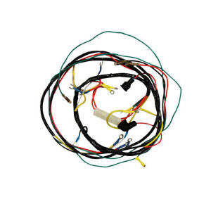 wiring harness fits ford 600 700 800 900 ford tractors compatible with  fdn14401b | ebay  ebay