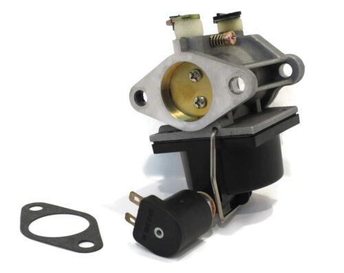 CARBURETOR w// Fuel SOLENOID Tecumseh OV490EA Engines 640330A 640330 Engines sure