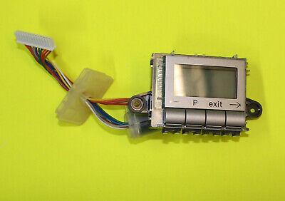 Display Bildschirm screen Menü Tasten Bedienfeld Anzeige Siemens surpresso S40