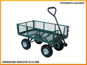 Carrello-Portatutto-Acciaio-Vigor-4-Ruote-Circe