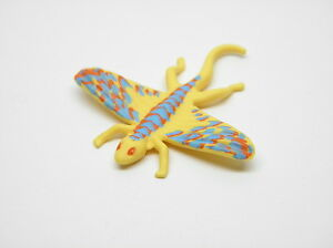Playmobil-Animaux-Sauvages-Reptiles-Jungle-Prehistoire-Lezard-volant-AN474