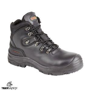 Boots Xl Steel Safety S3 Style Black Hiker Src Samson Cap Waterproof 7007 Toe SfRxqRZ7