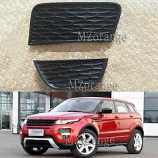 12-15 Range Rover Evoque Driver Left Front Upper Fog Bezel Cover Genuine New