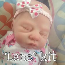 CUSTOM Reborn Baby Doll *Closed Eyes* (Made to Order)