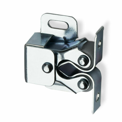 SO-TECH® Rollenschnäpper Möbelschnapper Möbel-Verschluss Schubladenschnapper