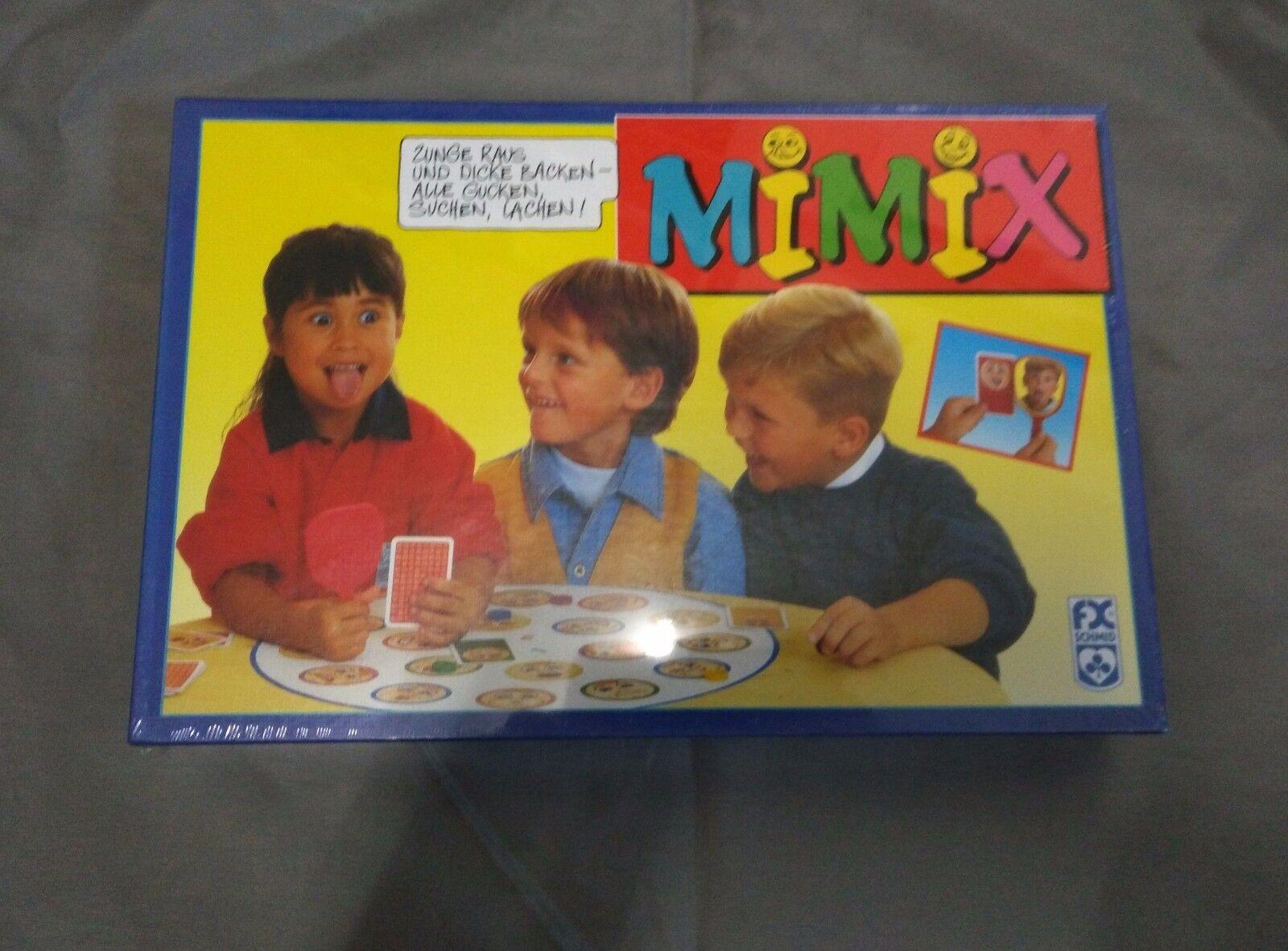 Mimix Brettspiel Spiel - Board Game 1993 - Neu New - Fx Schmid
