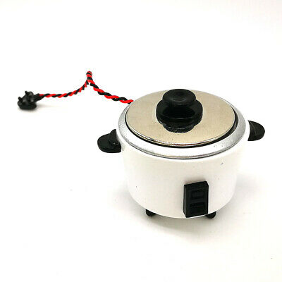 1:12 Dollhouse Accessory Cooking Utensil Electric Cooker Toy Kitchen Tools