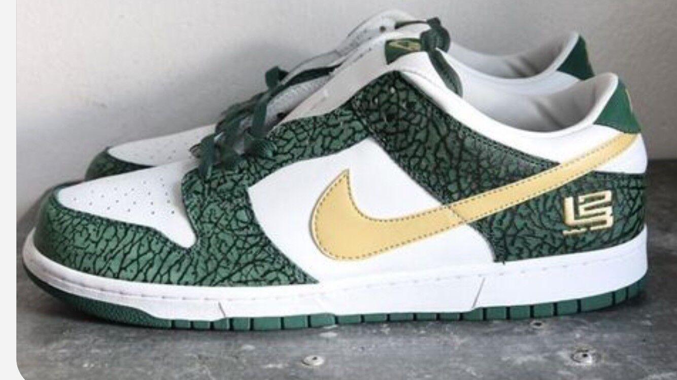 Nike Lebron SVSM Dunk DS 13 Undftd Kobe  Off white jordan Lot Bape Adidas NMD 3