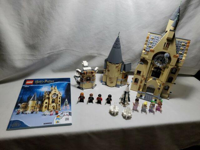 Lego Hogwarts Clock Tower 75948 with instructions, NO BOX