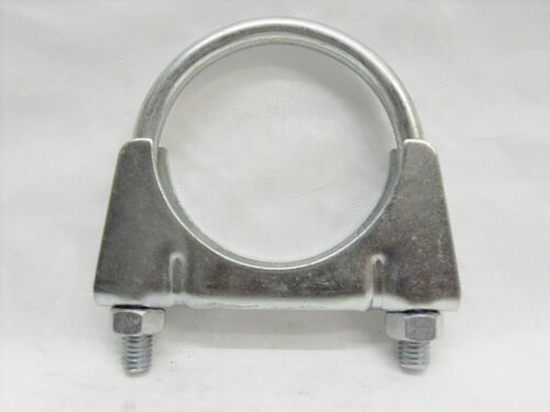 "1 1//8/"" 10X EXHAUST PIPE CLAMPS 28MM"