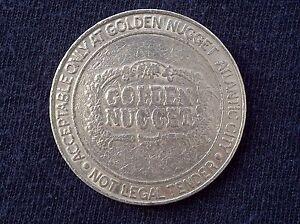 1-CASINO-TOKEN-GOLDEN-NUGGET-CASINO-ATLANTIC-CITY-NJ-034-OBSOLETE-034