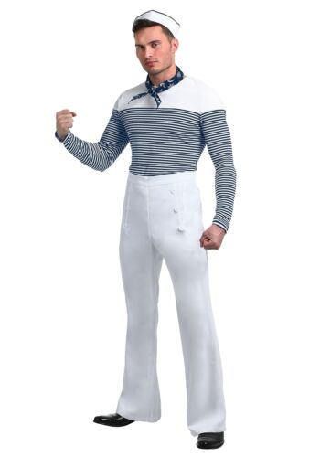 Vintage Sailor Men/'s Costume
