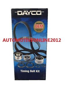 DAYCO TIMING BELT KIT FORD FOCUS 1.8 2.0 4CYL 02-05 LR ST170 EYDE EDDC ZH20EST
