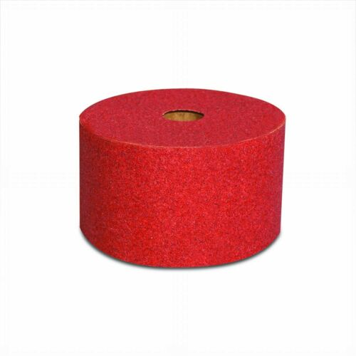 P320 320 Grit 3M 1682 Red Abrasive Stikit Sheet Roll 2 3//4 in x 25 yd 01682