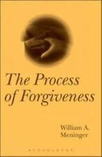 The Process of Forgiveness, William Meninger NEW BOOK Signed by Author FREE SHIP