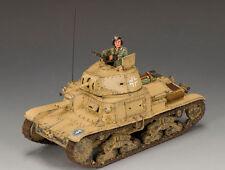 King & Country AK75 - Caro Armato M13/40 (Afrika Korps Version)